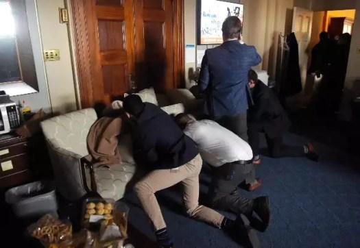 US Capitol news: Donald Trump supporters storm US Capitol, disrupting electoral count: Highlights | India News 7