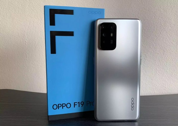 Oppo F19 Pro+ 5G launched