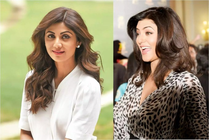 sushmita sen hairstyle: 6 haircuts that can make you look