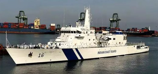 Indian Coast Guard gets two interceptor boats
