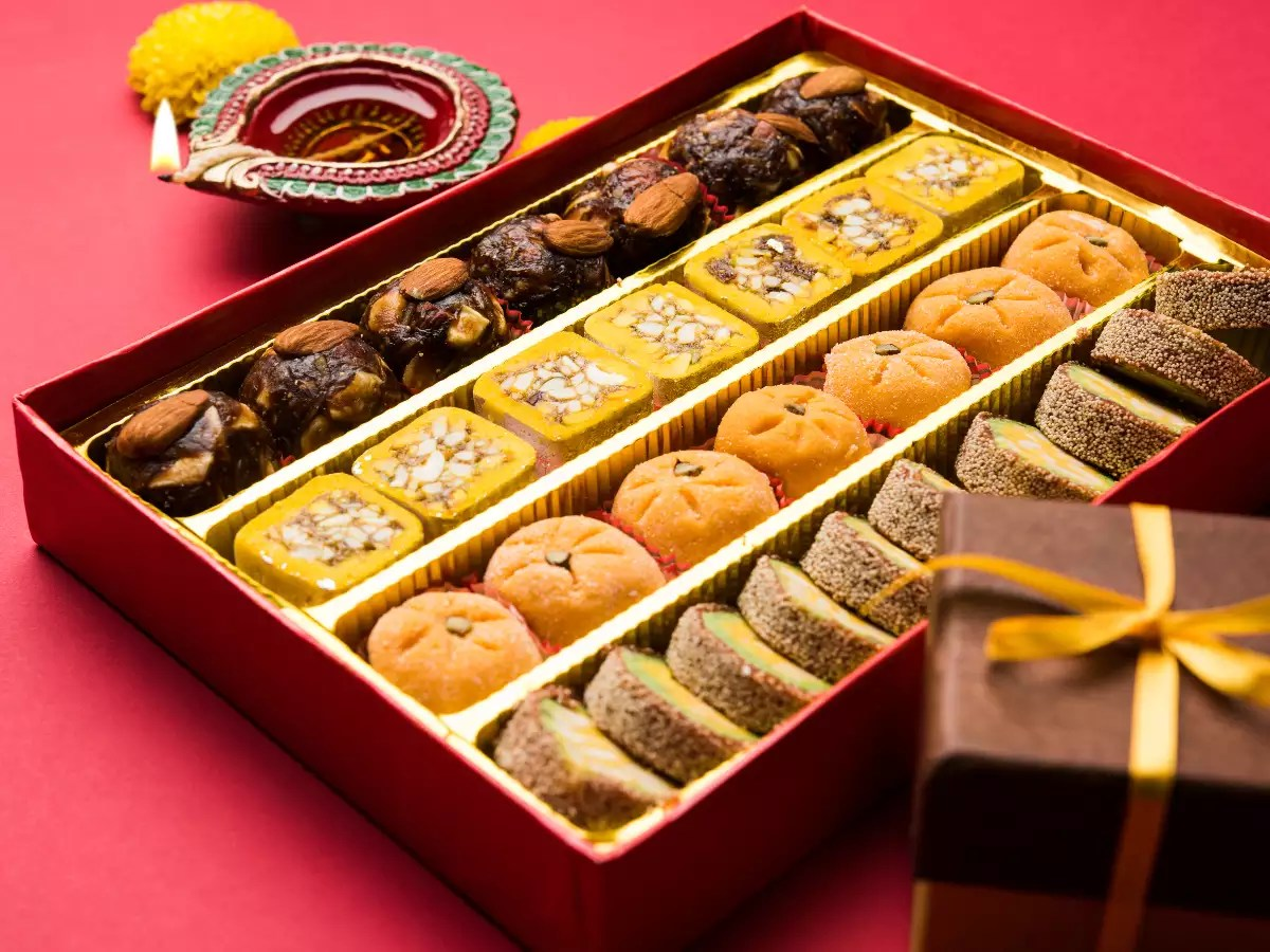 What sweets are made for Diwali? - Times of India