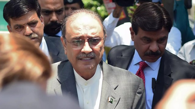 Asif Ali Zardari Arrested, Former Pakistan President Asif Ali Zardari arrested in fake bank accounts case