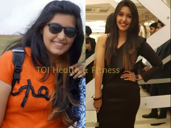 Weight loss story: This girl lost 27 kilos by following Keto diet ...