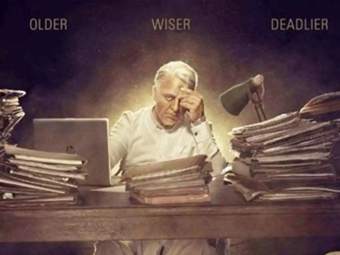 Chennai schedule of Kamal Haasan's 'Indian 2' wrapped up | Tamil Movie News - Times of India