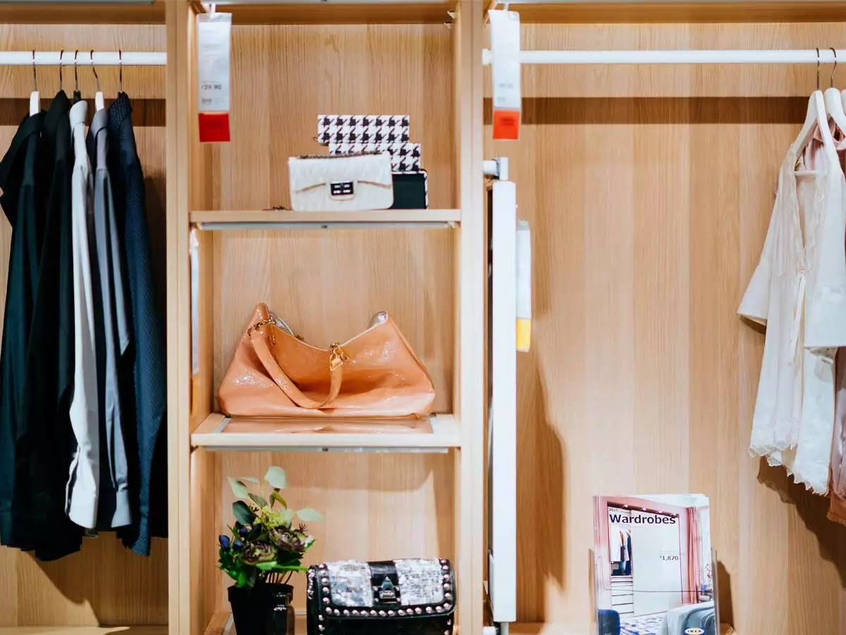 Wardrobe Designs Stunning Wardrobe Designs With In Built Dressers Most Searched Products Times Of India