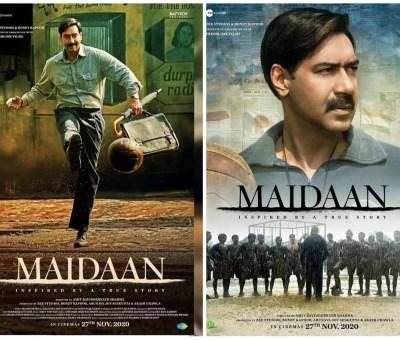 Ajay Devgan Maidaan To Come In August - Twitter Handle