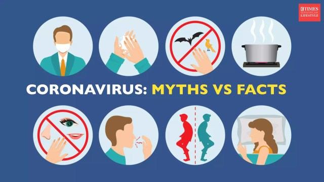 Coronavirus- Myths vs facts
