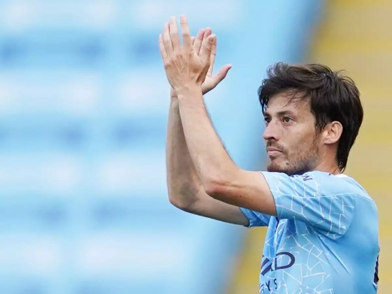 David Silva joins Real Sociedad on two-year deal | Football News ...