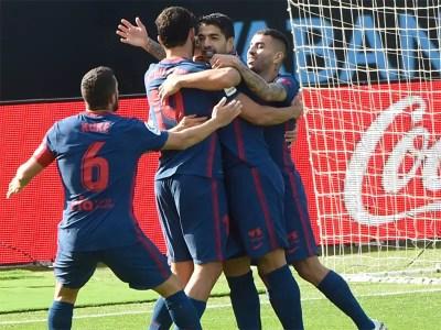Suarez on target as Atletico see off Celta for Simeone's 200th La Liga win  | Football News - Times of India