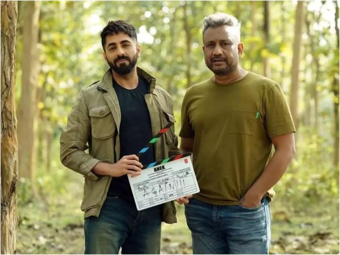 Ayushmann Khurrana reunites with Anubhav Sinha for 'Anek'; Reveals his  first look | Hindi Movie News - Times of India
