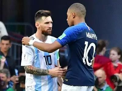 Image result for france vs argentina 2018