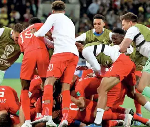 Fifa World Cup 2018 A New Beginning For England After Gareth Southgate Breaks 22 Year Old Curse
