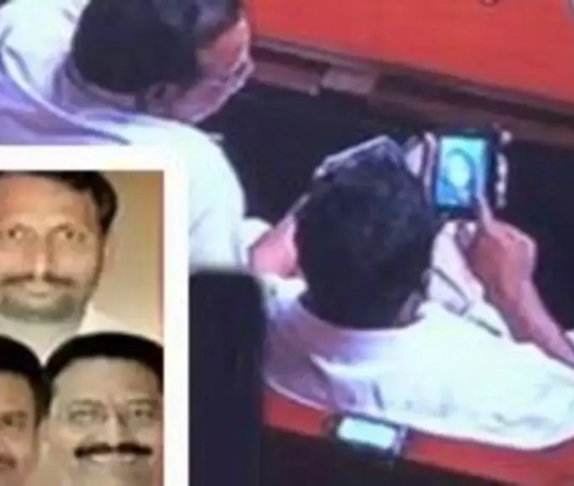 Karnataka Ministers Filmed Watching Porn In Assembly Quit India News Times Of India