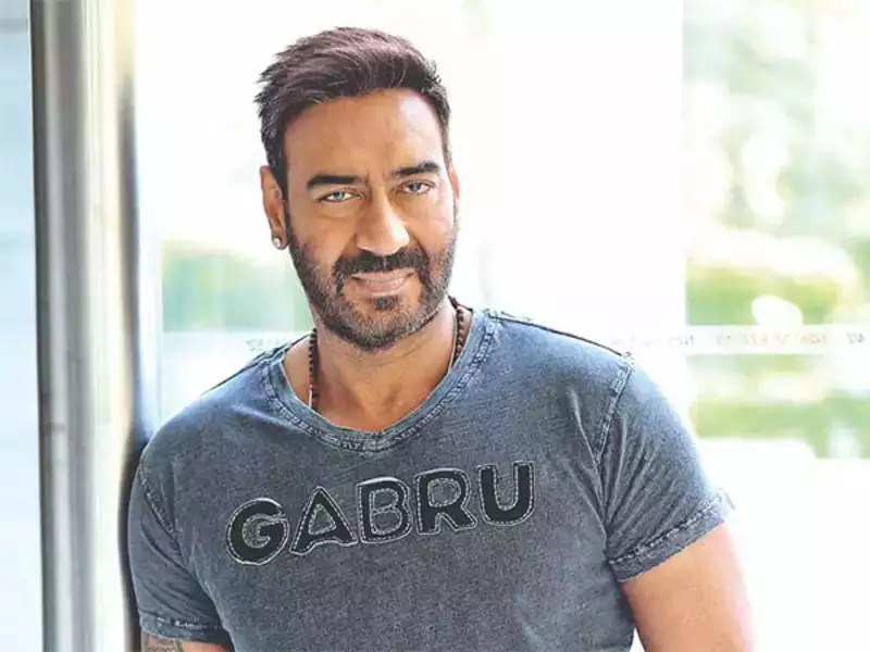 Ajay Devgan: Ajay Devgn: I want to work with great scripts, it doesn't  matter whether it's in Hindi or Marathi | Hindi Movie News - Times of India