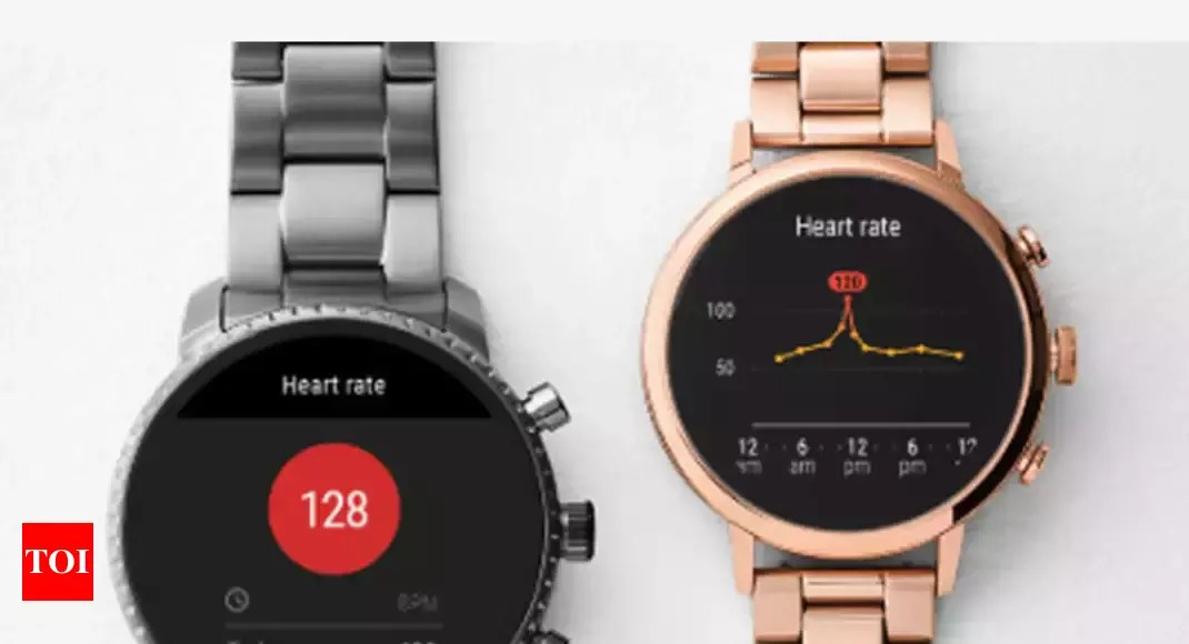 Fossil smartwatch  Fossil Smartwatches  The latest fashion accessory     Fossil smartwatch  Fossil Smartwatches  The latest fashion accessory    Times of India