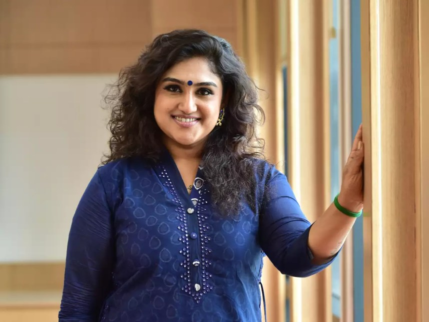 It is quite unfair to pass comments on one's personal life: Vanitha   Tamil Movie News - Times of India