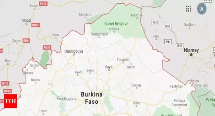 23 killed in attack at gold mine site in Burkina Faso 1