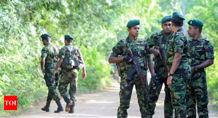 Muslim voters attacked as Sri Lanka votes for president – Times of India