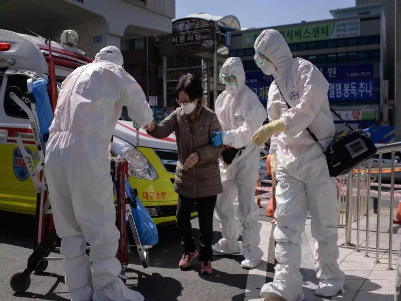 Bahrain records first coronavirus death - Times of India