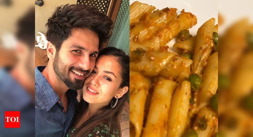 """Mira Rajput reveals Shahid Kapoor cooked """"for the primary time in 5"""