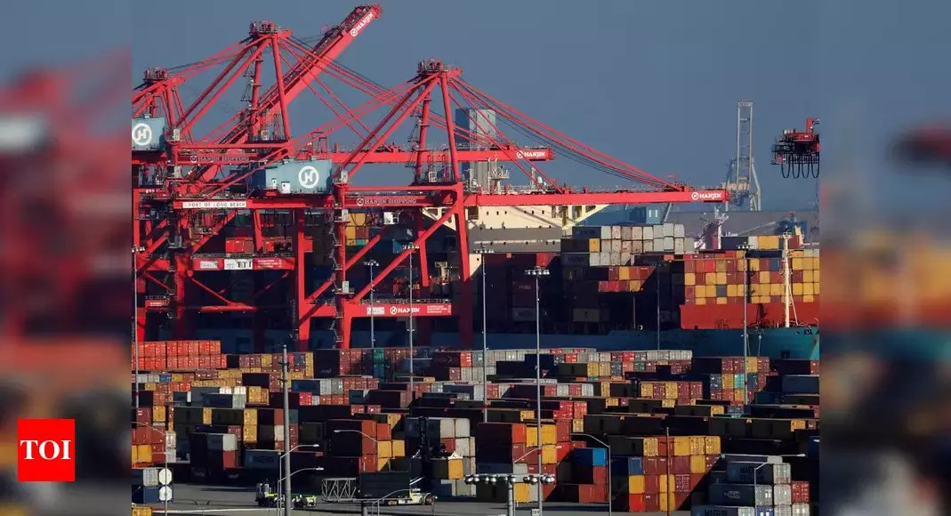 Global trade falls sharply in H1 2020; government actions helped in tempering contraction: WTO – Times of India