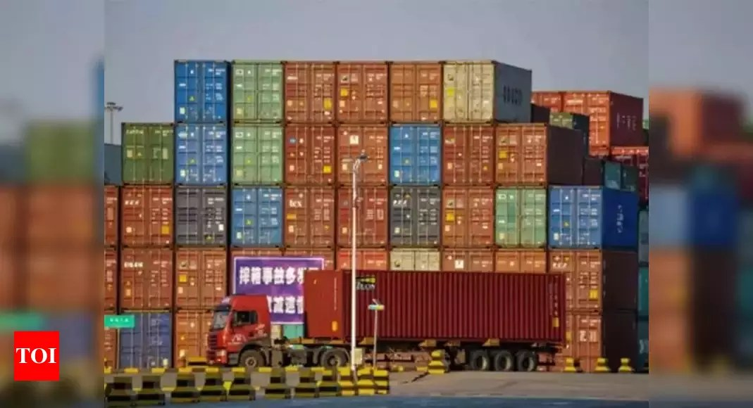 India Trade Surplus: India posts first trade surplus in 18 years as coronavirus hits imports | India Business News – Times of India