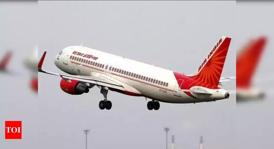 Air India says financial situation very challenging, LWP for staffers win-win – Times of India