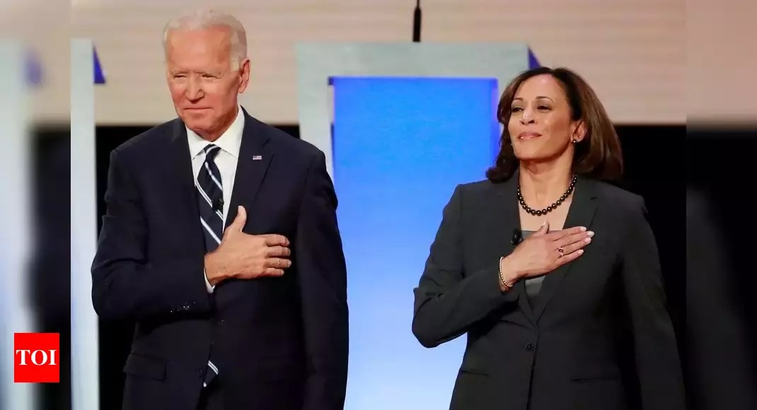 Harris' expertise, Obama's advice make Biden choose Indian-origin senator his running VP mate