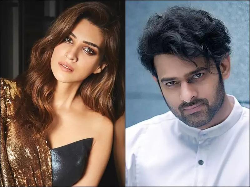 Adipurush': Kriti Sanon in consideration to play the leading role opposite  Prabhas? | Telugu Movie News - Times of India