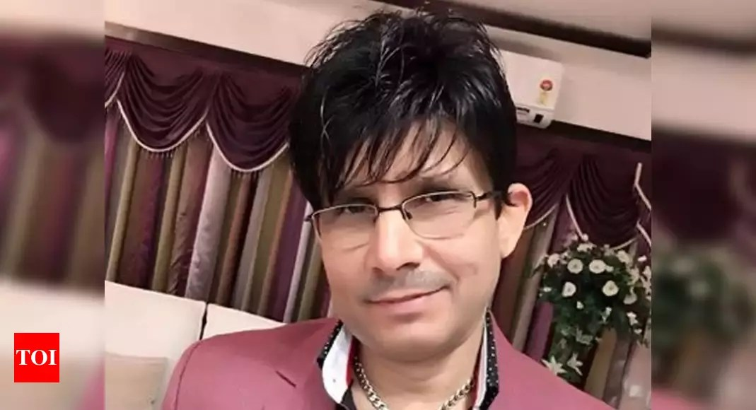 Actor Kamaal R Khan booked for 'attacks based on religion'
