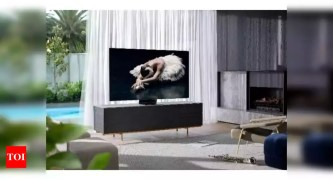 8K TV:  Samsung launches The 8K Festival with QLED 8K TVs - Times of India