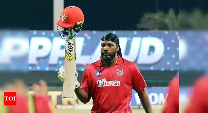 Chris Gayle should start from game one in IPL 2021: Ness Wadia | Cricket News – Times of India