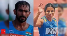 Olympic-bound race walker KT Irfan, sprinter Dutee Chand included in TOPS core group | More sports News – Times of India