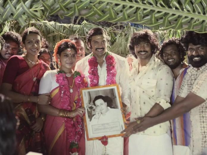 Sanchana Natarajan reveals her look in 'Sarpatta Parambarai' | Tamil Movie News - Times of India
