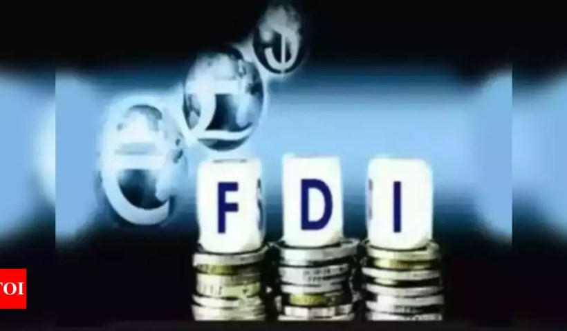 FDI equity inflows into India cross 0 bn milestone – Times of India