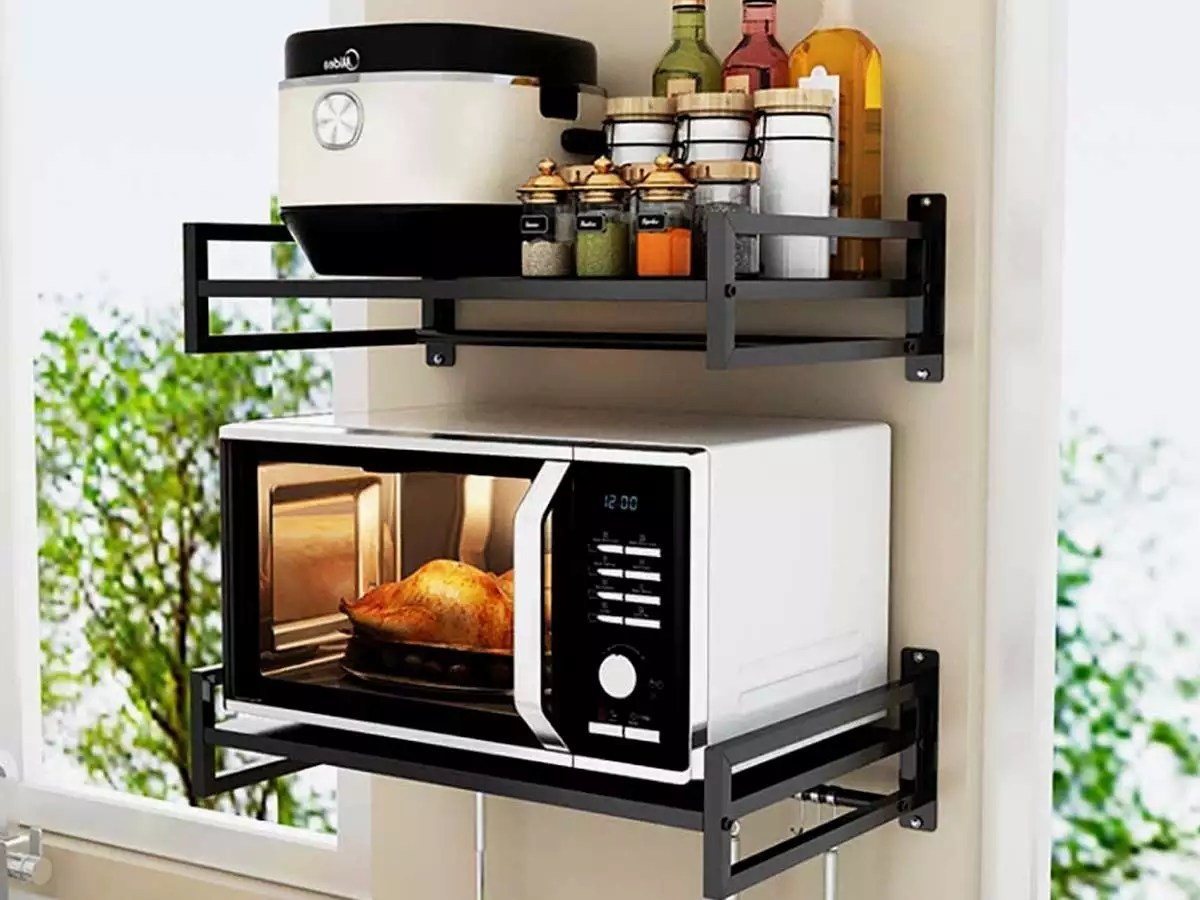 microwave stands that will help you