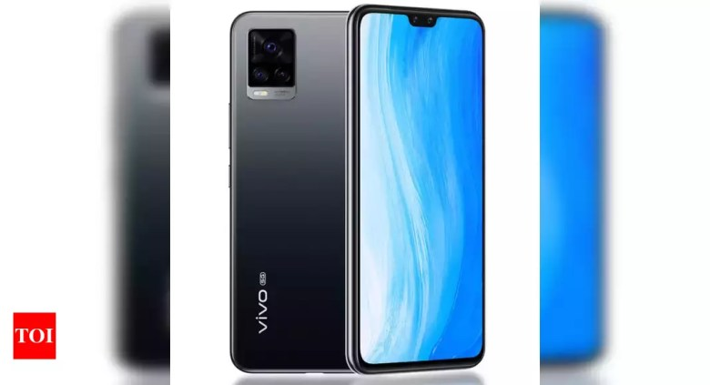 Vivo S7t smartphone with Dimensity 820 processor expected to launch soon
