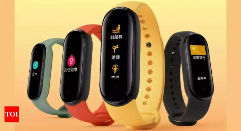 Xiaomi Mi Band 6 may get a feature found in OnePlus Band