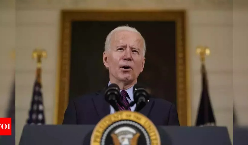 Biden: 'No need' for Trump to get intel briefs – Times of India