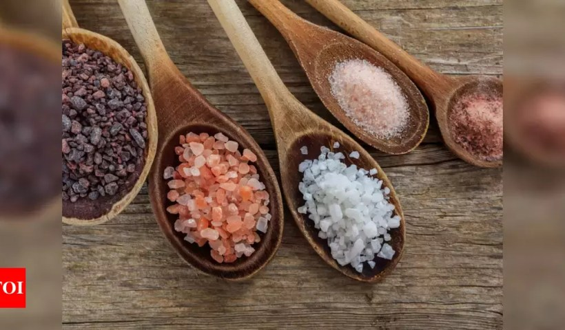 Types of salts that nutritionist Rujuta Diwekar wants you to have daily – Times of India