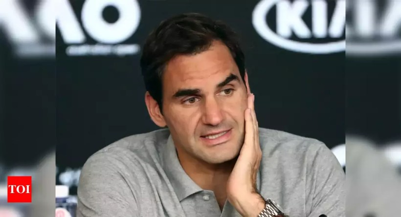 Federer 'pain free' ahead of Qatar Open, says never eyed retirement   Tennis News – Times of India