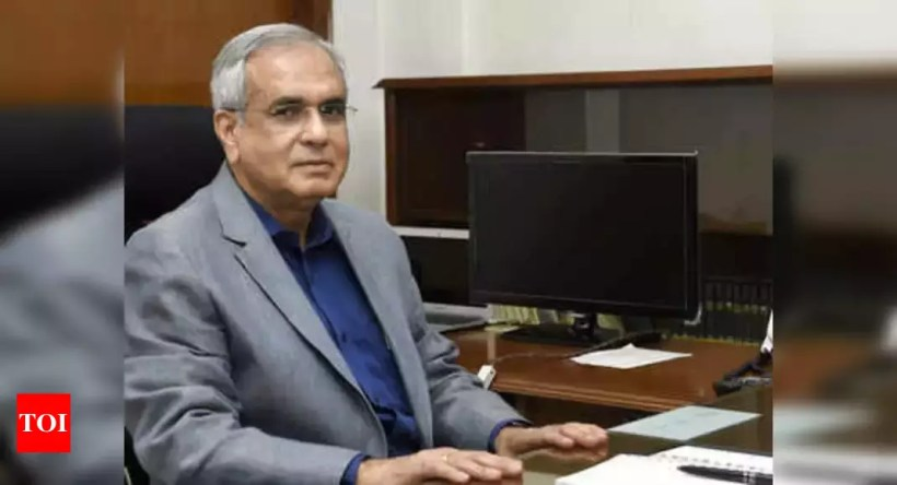 Niti Aayog VC Rajiv Kumar: India needs to grow at 10.5-11% in next fiscal | India Business News – Times of India