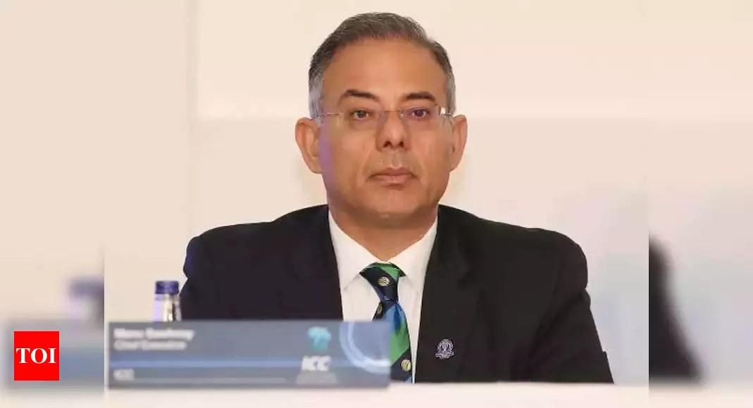 Manu Sawhney gives ICC disciplinary panel hearing a miss | Cricket News – Times of India