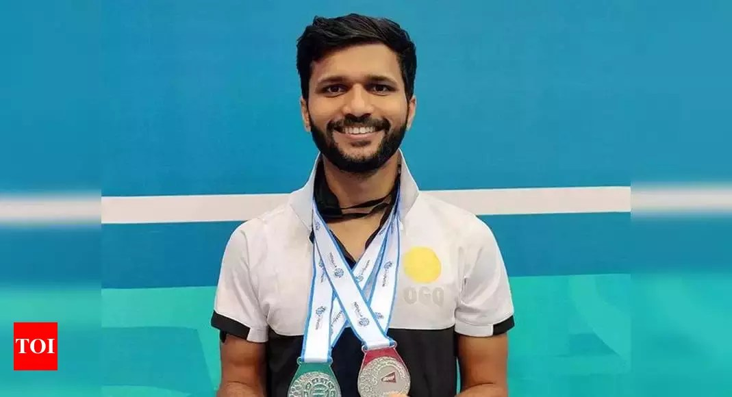 Disappointed to be dropped from TOPS: Para shuttler Sukant Kadam   Badminton News – Times of India