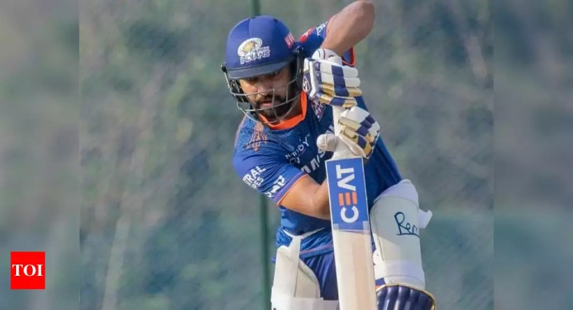 We are lucky to be playing when many are not able to do what they like to: Rohit Sharma | Cricket News – Times of India