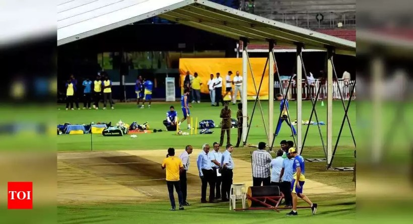 Black soil pitches to be used for IPL games in Chennai | Cricket News – Times of India