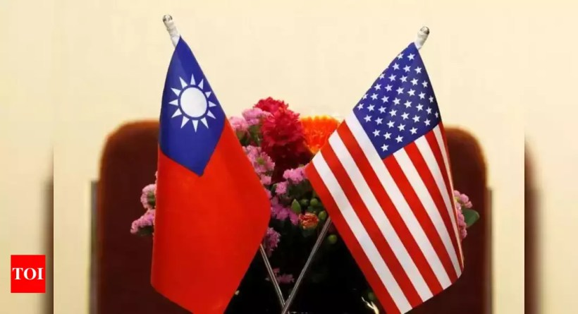 Defying China, US issues guidelines to deepen relations with Taiwan – Times of India