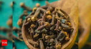 Eat 2 cloves with warm water before bed to help boost immunity and other health benefits
