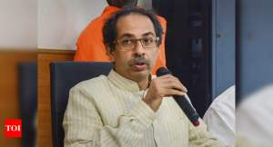 Uddhav says PM Modi is busy campaigning in Bengal, BJP leaders respond |  India News