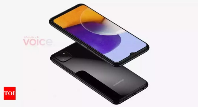 This is how Samsung Galaxy A22 may look like - Times of India | Latest News Live | Find the all top headlines, breaking news for free online April 23, 2021